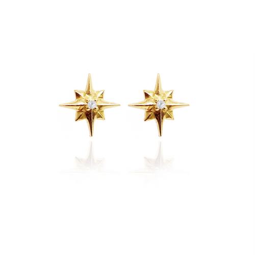 BR2000037---Brinco-Estrela-com-diamante-em-Ouro-18k---Stella