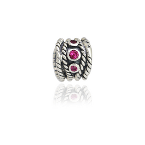 CH1000132---Charm-Corda-com-Zirconias-Pink-em-Prata-Oxidada