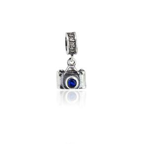 CH1000136---Charm-Pendente-Maquina-Fotografica-com-Zirconia-azul-em-Prata-Oxidada