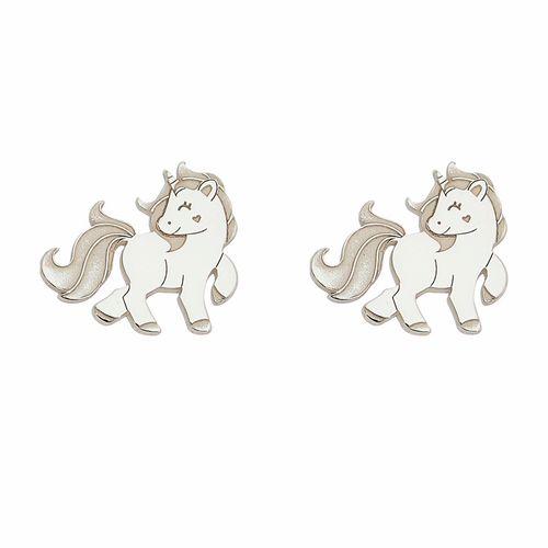 Brinco-Baby-Unicornio-em-Prata---|-Colecao-Kinder