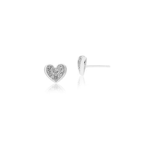 Brinco-Coracao-com-Zirconias-Brancas-em-Prata-e-Rodio-|-Colecao-Love