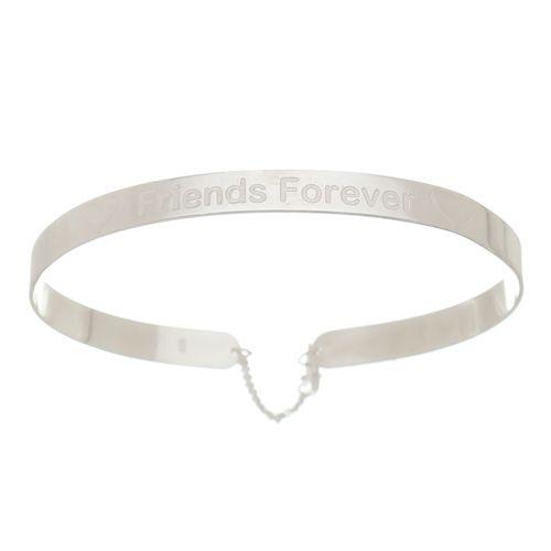 Bracelete-Friends-Forever-em-Prata-|-Colecao-Pura-Vida