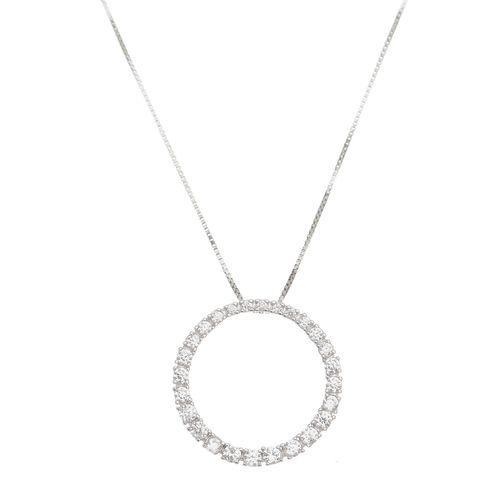 Gargantilha-Circulo-Degrade-Cravejado-com-Zirconias-Brancas-em-Prata-e-Rodio