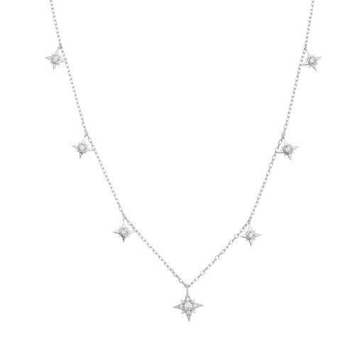 Gargantilha-Chocker-Estrelas-com-Zirconias-Brancas-em-Prata-e-Rodio