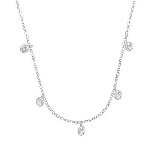 Gargantilha-Chocker-Ponto-de-Luz-com-Zirconias-Brancas-em-Prata-com-Rodio