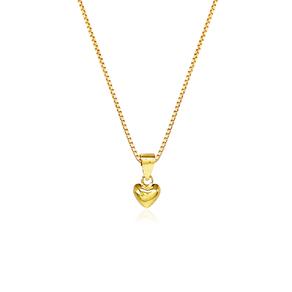 Pingente-Coracao-em-Ouro-|-Love