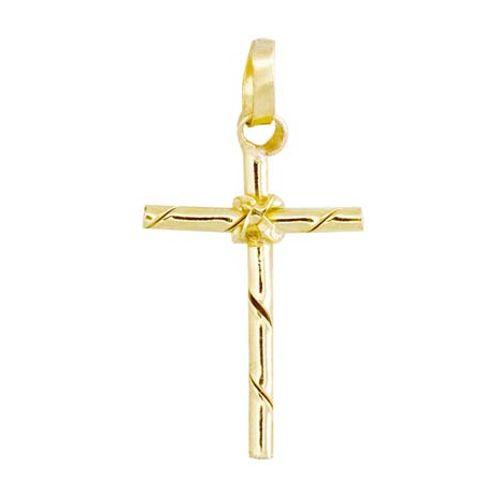 Pingente-Cruz-torcida-em-Ouro-18K