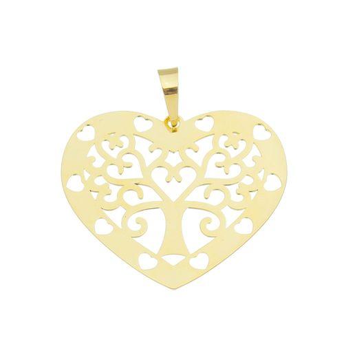 Pingente-Mandala-Arvore-do-Amor-em-Prata-com-Banho-de-Ouro