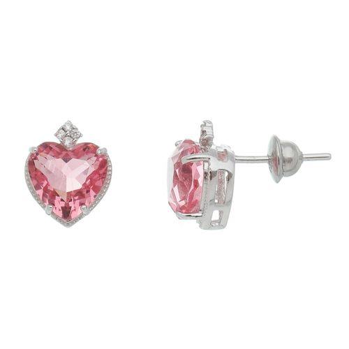 Brinco-Coracao-Cristal-Pink-e-Zirconia-Branca-em-Prata-com-Rodio