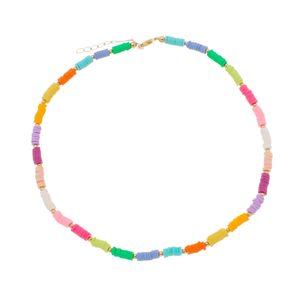 Gargantilha-Disco-Colors-e-Detalhes-em-Banho-de-Ouro