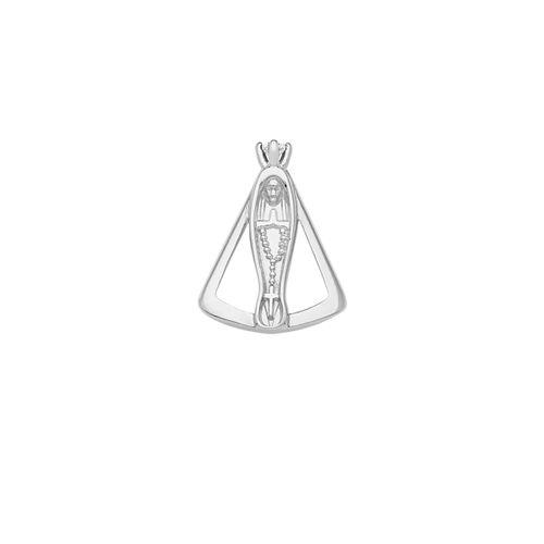 Pingente-Nossa-Senhora-Aparecida-Vazada-Prata-com-Zirconia-Branca
